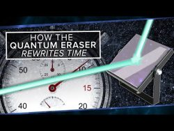 How the Quantum Eraser Rewrites the Past | Space Time | PBS Digital Studios – YouTube