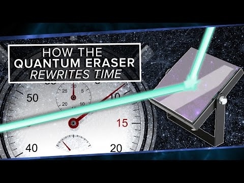 How the Quantum Eraser Rewrites the Past   Space Time   PBS Digital Studios – YouTube