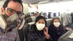 UK's first Covid evacuees: 'I wish I'd stayed in Wuhan and missed flight'