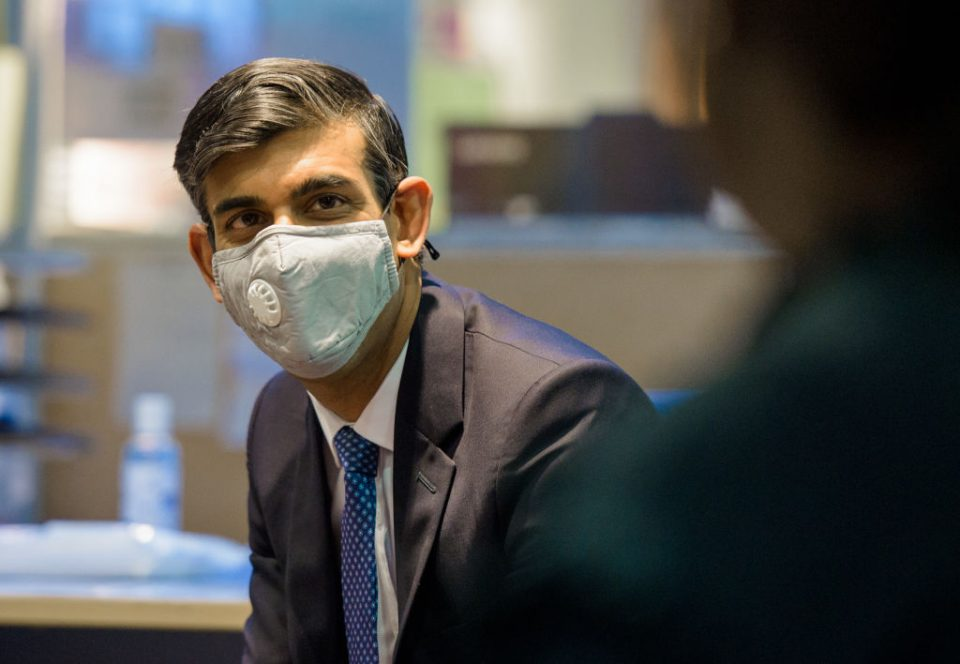 Rishi Sunak refuses to disclose whether he will profit from Moderna vaccine