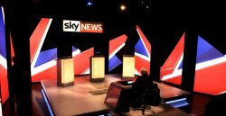 Sky News acts largely as a platform for the UK defence and foreign ministries, research finds