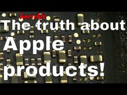 The horrible truth about Apple's repeated engineering failures. – YouTube