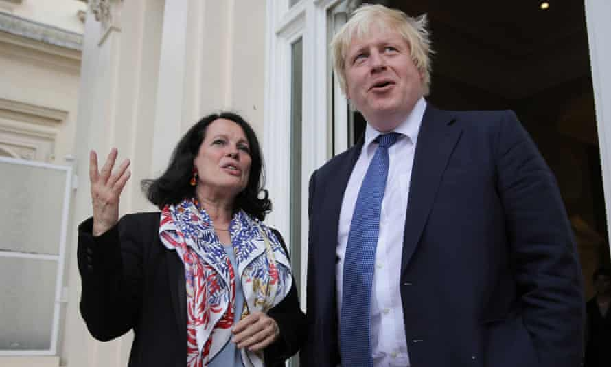Boris Johnson 'a liar' who will blame Brexit costs on Covid, says diplomat