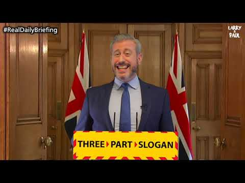 The UK Government Real Daily Briefing [23rd February 2021] – Larry and Paul – YouTube