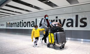 UK immigration officials 'have had no information' about hotel quarantine | World ne ...