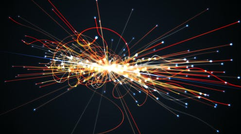 Evidence of brand new physics at Cern? Why we're cautiously optimistic about our new findings