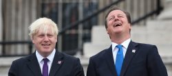 Corruption in Britain has reached new heights under Boris Johnson's government