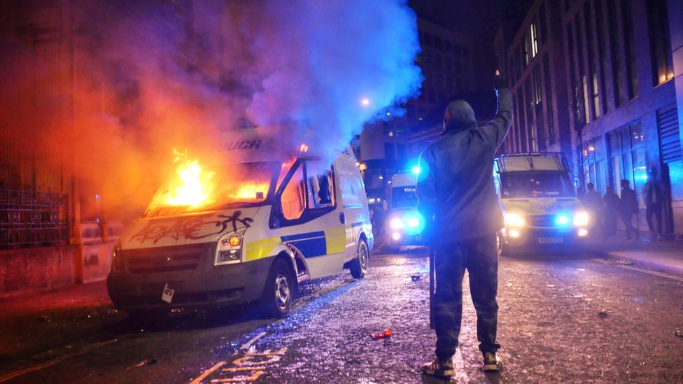 What is the Police, Crime, Sentencing and Courts Bill and how will it change protests?