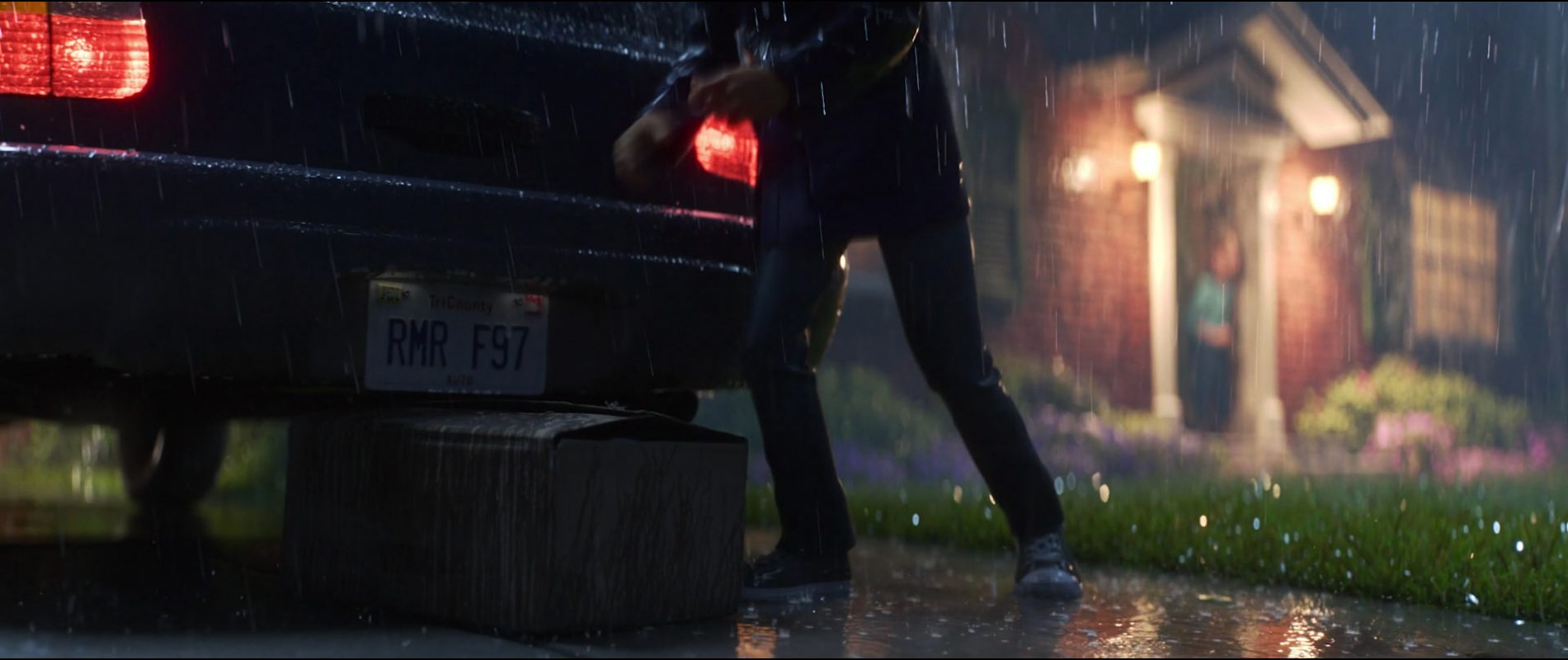 """In Toy Story 4 (2019), a car has the licence plate """"RMRF97"""". In 1997, someone at Pix ..."""