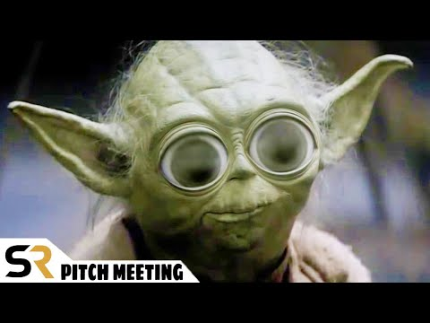 Every Star Wars Pitch Meeting In Order Of The Star Wars Timeline Compilation – YouTube