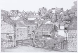 Amazing drawing of Penryn