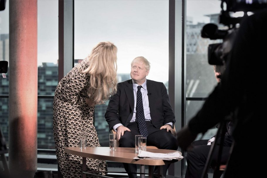 'It's Coming from the Top': Concerns Inside BBC of Fear of Casting Boris Johnson in a Bad Light  ...