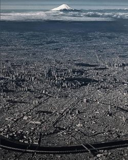There's cities, there's metropolises, and then there's Tokyo.
