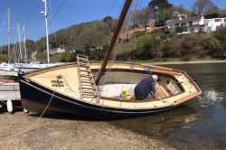Boat vandalised in Feock amid fears locals are being 'bullied out' – Cornwall Live