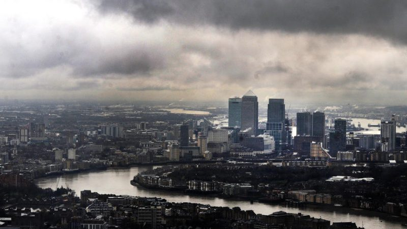City of London Brexit hit worse than expected, says study – EURACTIV.com