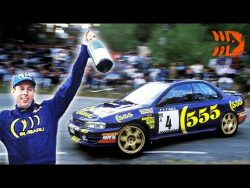 Colin McRae Tribute | 1995 World Rally Champion – YouTube