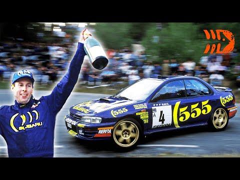 Colin McRae Tribute | 1995 World Rally Champion – YouTube