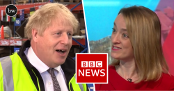 BBC slammed after rewording Boris Johnson's despicable 'let the bodies pile highR ...