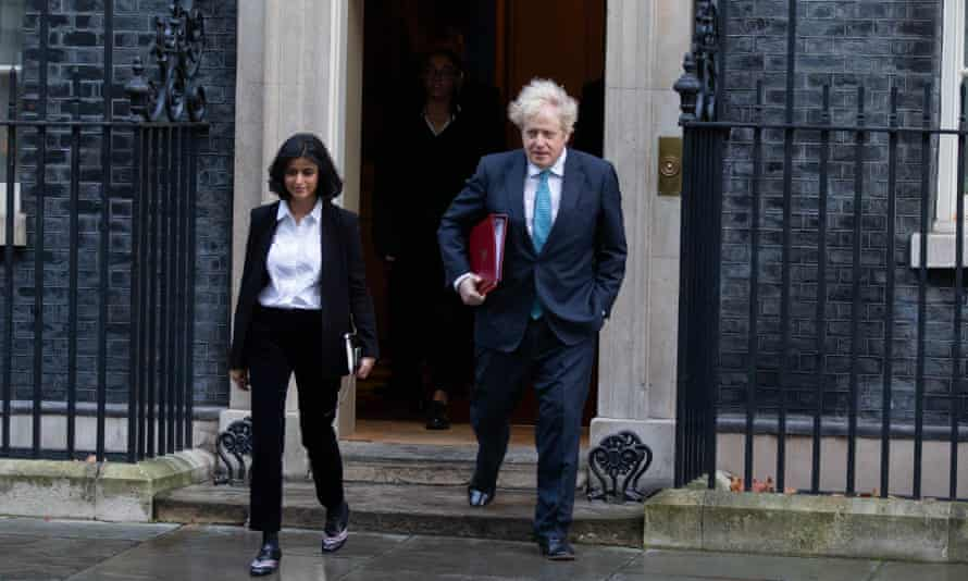 Downing Street rewrote 'independent' report on race, experts claim | UK news | The Guardian
