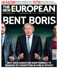 Bent Boris