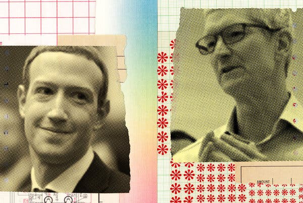 How Mark Zuckerberg and Apple's C.E.O. Became Foes – The New York Times