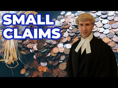 How to start a SMALL CLAIMS court case – Guide to the money claim online system for small claims – YouTube