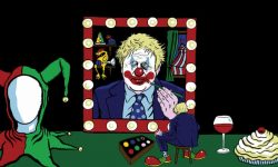 The clown king: how Boris Johnson made it by playing the fool