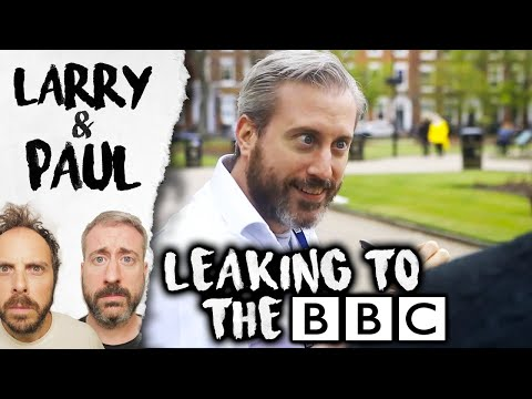 Leaking To The BBC – Larry and Paul – YouTube