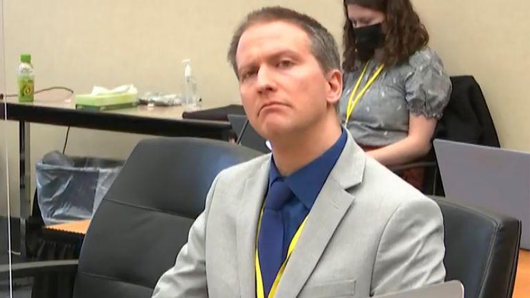George Floyd killing: Former police officer Derek Chauvin guilty of murder
