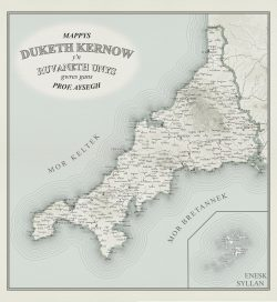 If Cornwall was never Anglicised