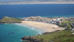 Cornwall satellite hotspot idea to avoid tourist crowds
