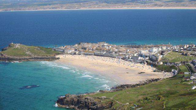 Cornwall satellite hotspot idea to avoid tourist crowds