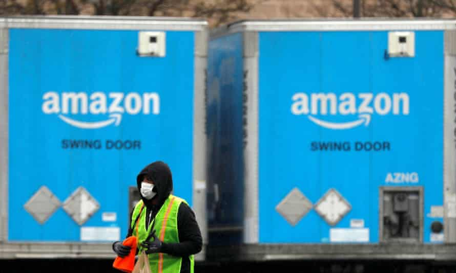 Amazon found to have illegally fired workers who advocated for Covid safety measures