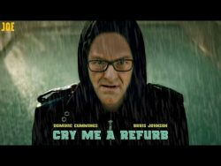 Cry me a refurb