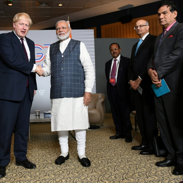 UK-India trade deal: Young Indians can move to Britain for two years in post-Brexit bid for clos ...