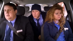 Car share out-takes