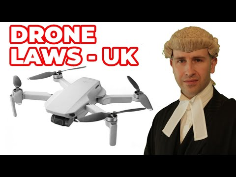 Drone Law UK 2021 – Quick Guide from a Barrister and why you should buy the DJI Mavic Mini 2! – YouTube