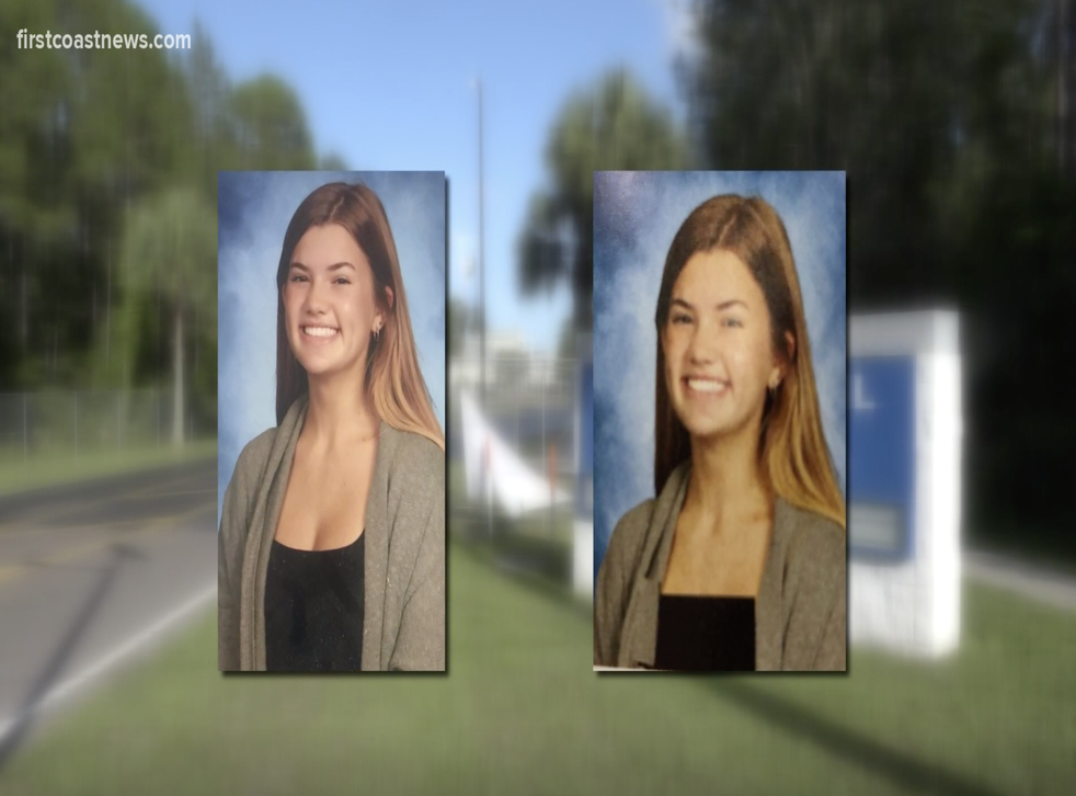 Parents outraged after Florida high school edits girls' yearbook pictures to make clothes more c ...