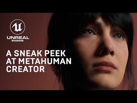 MetaHuman Creator: High-Fidelity Digital Humans Made Easy | Unreal Engine – YouTube