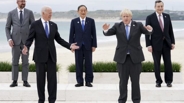 G7 Cornwall: It's little wonder the locals are talking of a Covid cover-up