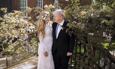 Boris Johnson's outdone Henry VIII in having his third marriage blessed by the Catholic church   ...