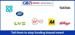 Boycott GB News | Advertisers