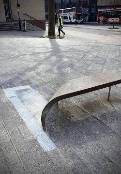 Great bench design