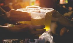 A Lancet journal paper says there is strong evidence of alcohol consumption causing cancers of t ...