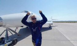 To obscurity and beyond: did Richard Branson really make it into space?