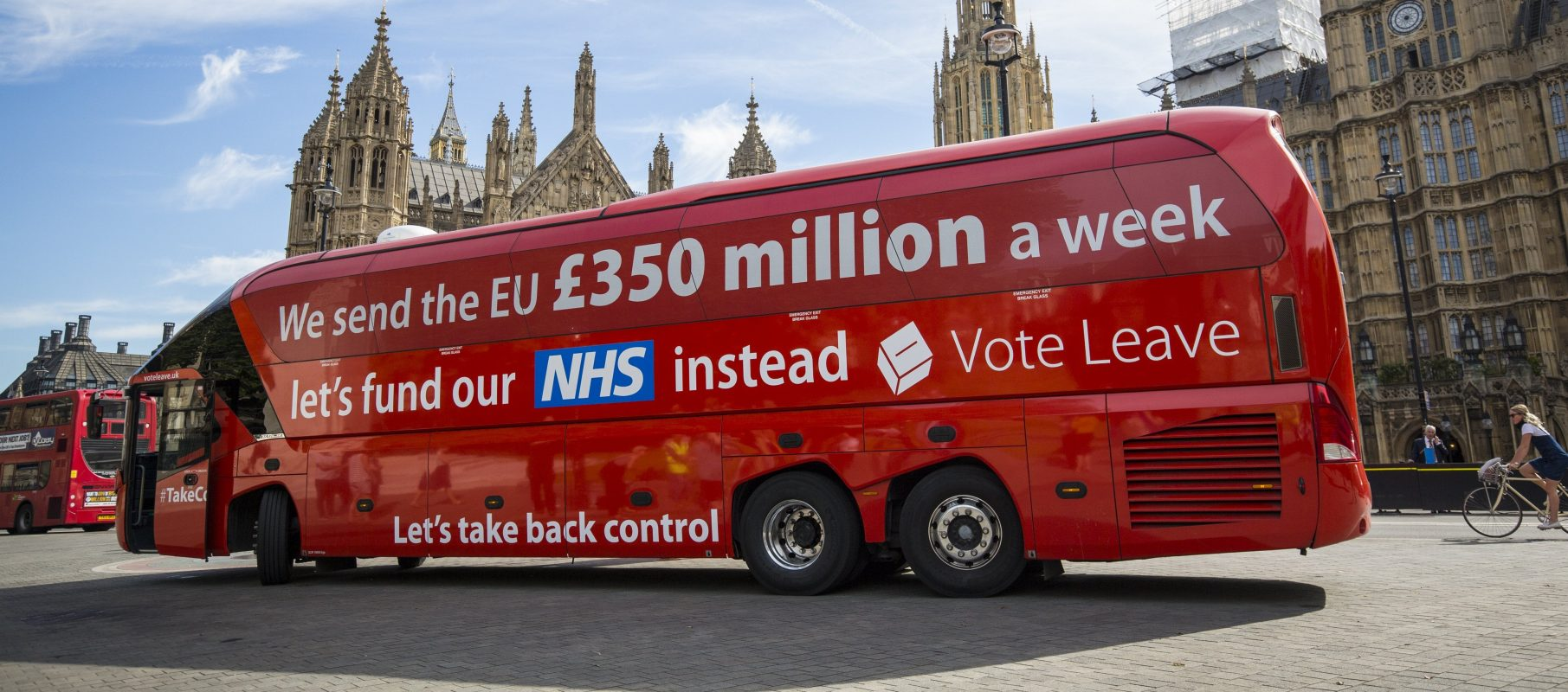 Dominic Cummings has admitted the Leave campaign won by lying – we should never forgive him