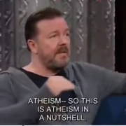 Atheism in a nutshell