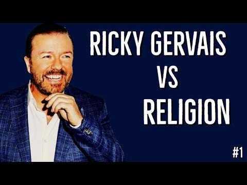 Best of Ricky Gervais on Religion – YouTube