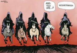 5 Horsemen