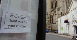 Pictures show the sheer number of empty and abandoned shops in Truro
